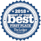 2018 Best of the Best - Plumbing Award